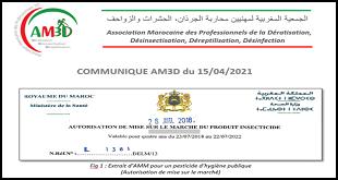 Règlementation 3D au Maroc